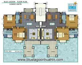 Hua Hin Blua Lagoon Condos